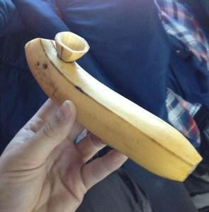banana pipe