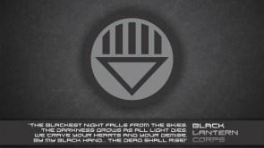 black lantern oath