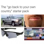 country starter pack