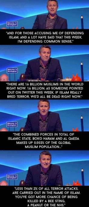 definding islam