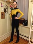 female data cosplayer