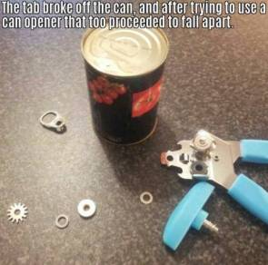 indestructable can