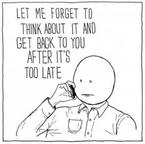 let me forget