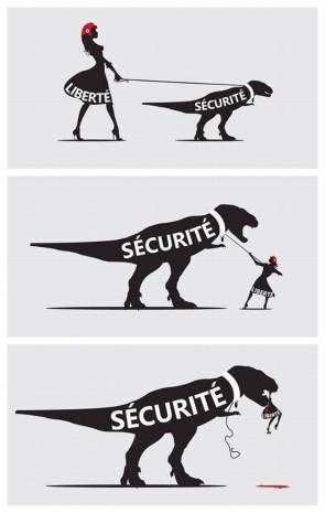 liberte vs securite