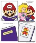 mario memories book