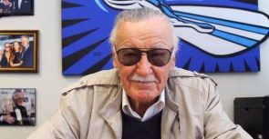 Stan Lee's Failing Eye Sight