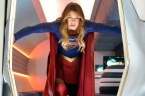 supergirl in an airplane