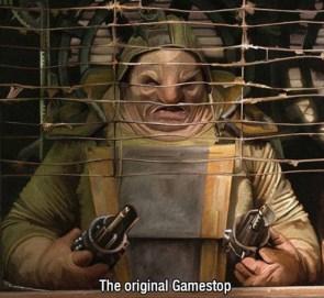 the original gamestop