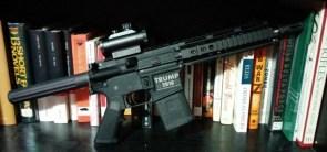 trump 2016 rifle