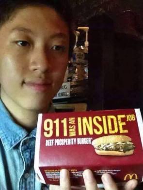 911 was an inside job prosperity burger