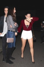 Ariel Winter – The Nice Guy Restaurant in West Hollywood January 31 2016