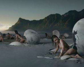 Beach Birthing