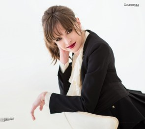 Danielle Panabaker in Composture Magazine 2016-06