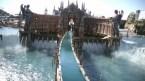 Final Fantasy XV Water Bridge