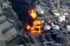 Fukushima On Fire