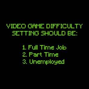 Game Difficulty