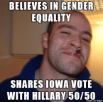 Good Guy Bernie