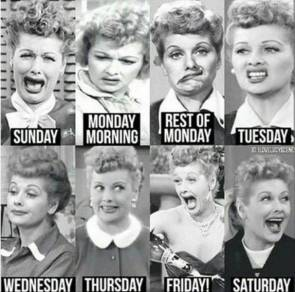 Lucie's Days of the Week