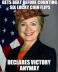 Lucky Hillary