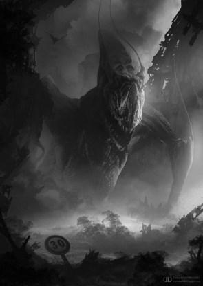 Misty Monster