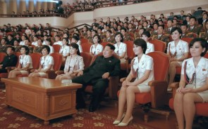 North Korean Photo Opportunity