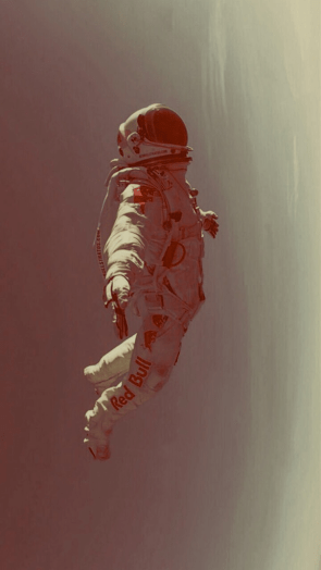 Red Bull Astronaut