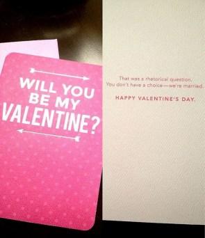 Rhetorical Valentine's Day