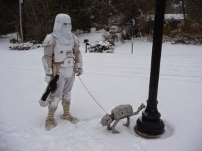 Storm Trooper Walkies