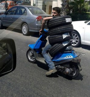 Tire Transport