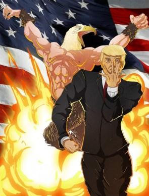 Trump Cena