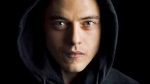 a hacker in a hoodie