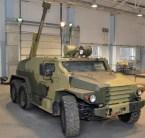 artillery truck