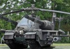battle helicoptor tank