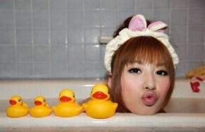duck faces