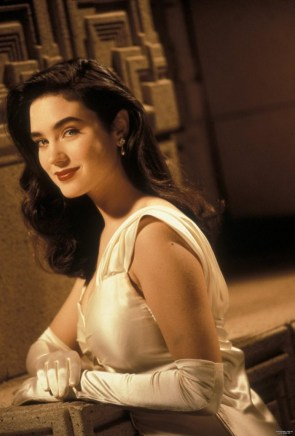 jennifer from The Rocketeer