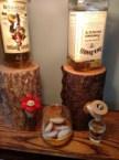 liquor logs