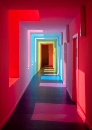 rainbow hall