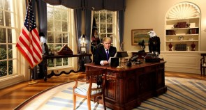 trump in the oval office