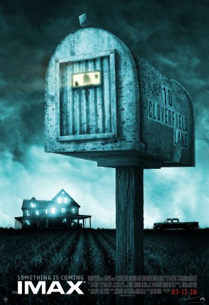 10 CLOVERFIELD LANE IMAX Poster