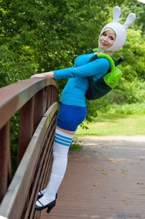 Adventure Time Cosplayer