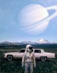 Astronaut Car
