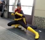 Classic Batgirl Cosplay