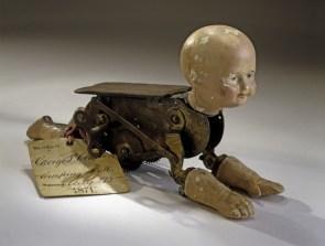 Creepy Baby Toy