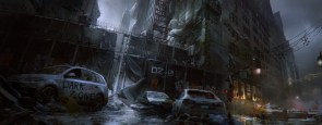 Dark Zone Concept Art