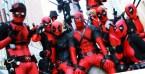Deadpool Cosplaying Fools