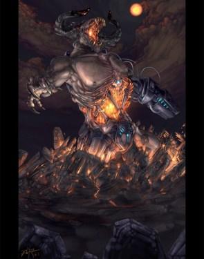 Doom Beast