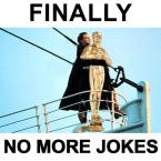 Finally No More Leo Jokes