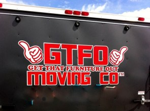 GTFO – Get That Furniture Out