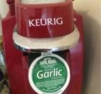 Garlic Coffee Pod