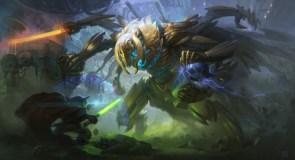 Grievous vs Yoda by Timur Dairbayev
